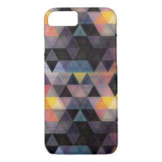 Moderner geometrischer Muster iPhone 7 Fall iPhone 7 Hülle