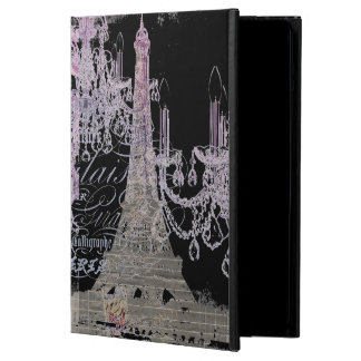 moderner girly Vintager Turm Leuchterparis Eiffel