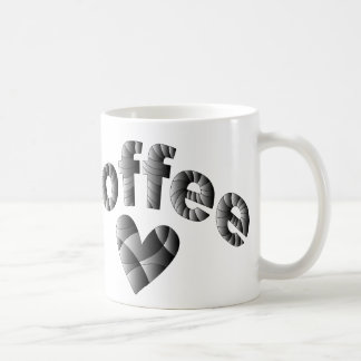 Moderner Kaffee-Tassenentwurf Kaffeetasse