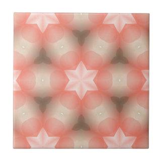 Moderner Kaleidoskop-Davidsstern Fliese