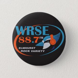 Moderner Knopf Runder Button 5,7 Cm
