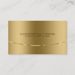 Gold Visitenkarten Zazzle De