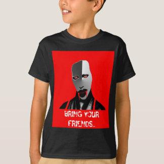 Moderner Tag Dracula T-Shirt