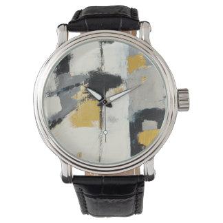 Modernes abstraktes armbanduhr
