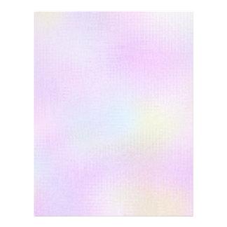 Modernes abstraktes buntes Schachbrett-Muster 21,6 X 27,9 Cm Flyer