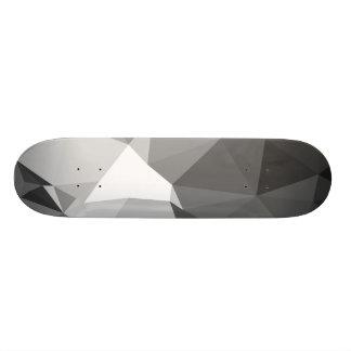 Modernes abstraktes geometrisches Muster - 18,1 Cm Old School Skateboard Deck