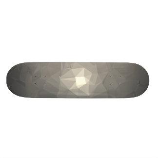 Modernes abstraktes geometrisches Muster - 18,7 Cm Mini Skateboard Deck
