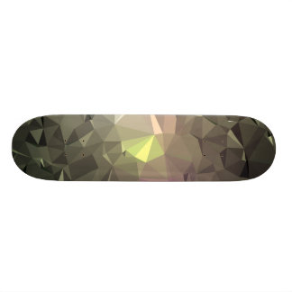 Modernes abstraktes geometrisches Muster - 21,6 Cm Skateboard Deck