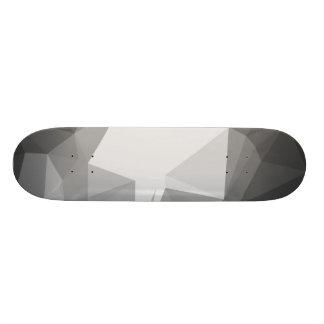 Modernes abstraktes geometrisches Muster - starker 18,1 Cm Old School Skateboard Deck