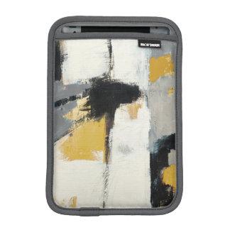 Modernes abstraktes iPad mini sleeve
