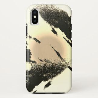 modernes abstraktes iPhone x hülle