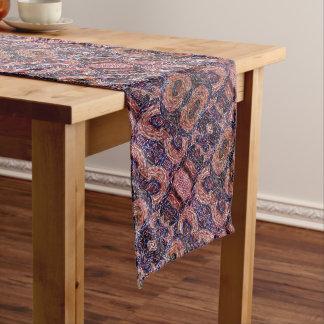 Modernes abstraktes Muster Großer Tischläufer