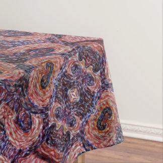Modernes abstraktes Muster Tischdecke