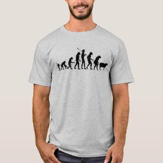 Modernes Evolutions-Shirt
