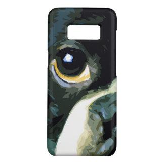modernes großes Boston Terrier Case-Mate Samsung Galaxy S8 Hülle