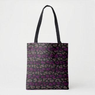 Modernes Leopard-Haut-Muster #16 Tasche