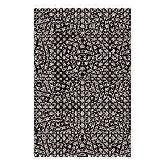 Modernes orientalisches Muster Briefpapier