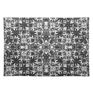 Modernes orientalisches Muster Tischset