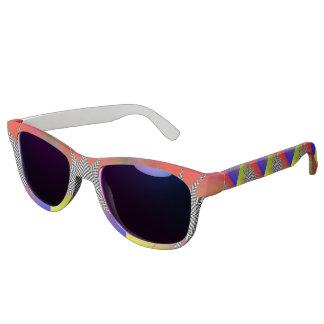 Modernes Plasma Sonnenbrille