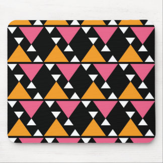 Modernes Stammes- geometrisches Muster Mousepads