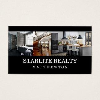 Modernes wirkliches Anwesen-wirkliche Visitenkarte
