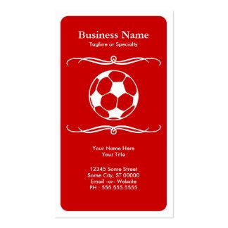 Modfußball Visitenkarten