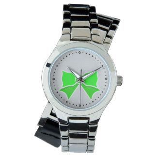 Modischer Bogen Uhr