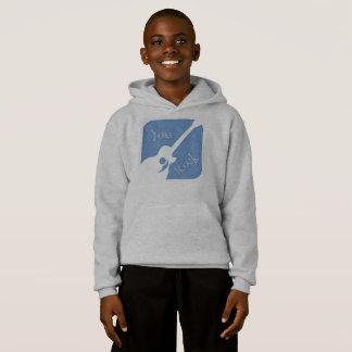 Modisches mit Kapuze Sweatshirt für Kinder