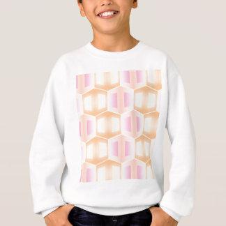 modisches Pastellmuster 01a (i) Sweatshirt