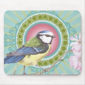Modisches Vogel… mousepad