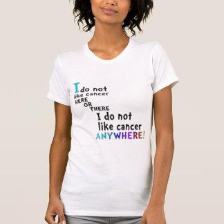 Mögen Sie nicht Krebs T-Shirt