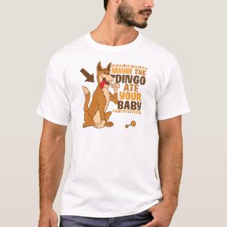 Möglicherweise aß der Dingo Ihr Baby T-Shirt