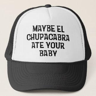 Möglicherweise ELChupacabra Truckerkappe