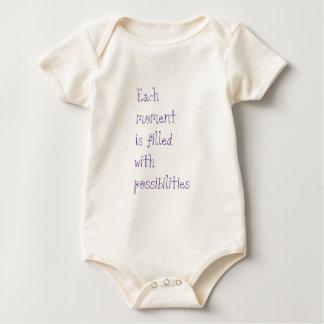 Möglichkeiten Baby Strampler