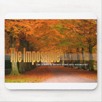 Möglichkeiten der Inspirations-| Mousepads