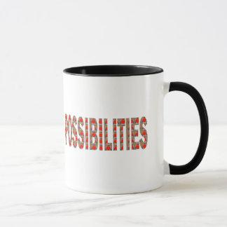MÖGLICHKEITEN: Klugheit fasst den BILLIG Tasse