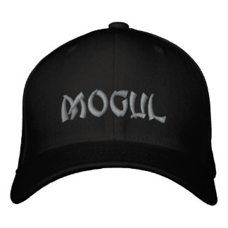 MOGUL BESTICKTE CAPS