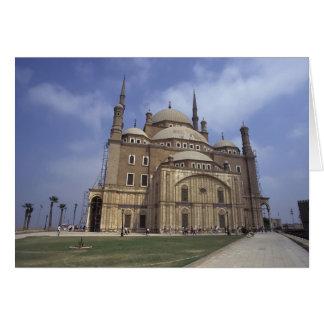 Mohammed Ali-Moschee an der Zitadelle von Kairo, 2 Karte