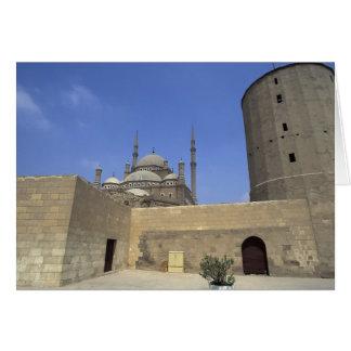 Mohammed Ali-Moschee an der Zitadelle von Kairo, Karte