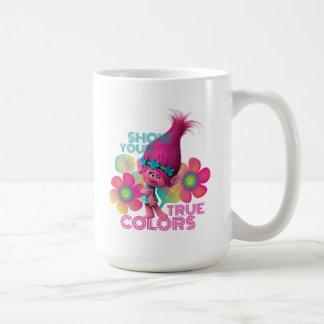 Mohnblume der Schleppangel-| - zeigen Sie Ihre Kaffeetasse