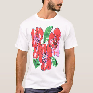 Mohnblume T-Shirt