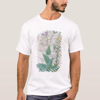 Mohnblume und Figwort T-Shirt