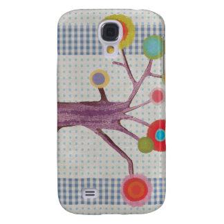 Mohnblumen-Baum iPhone 3G 3GS Rupydetequila Galaxy S4 Hülle