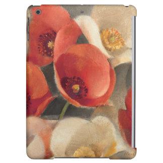 Mohnblumen in voller Blüte