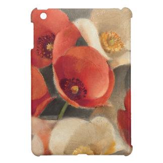 Mohnblumen in voller Blüte iPad Mini Hülle