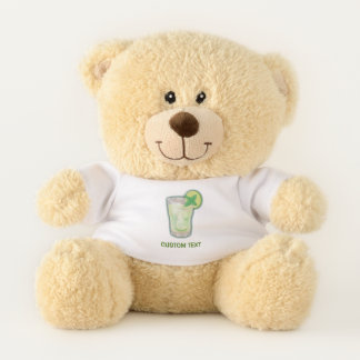Mojito Cocktail Teddybär