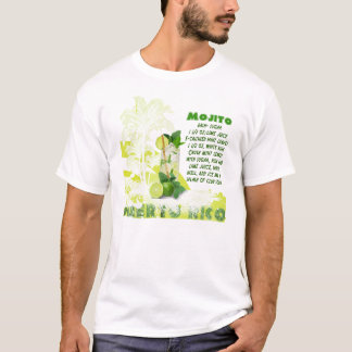 Mojito- Puerto Rico T-Shirt