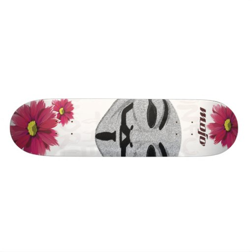mojo Plattform Skateboarddecks