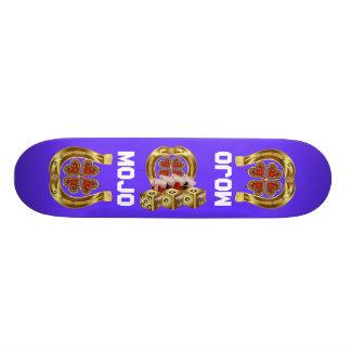 Mojo schnelles Glück-Skateboard Personalisierte Skatedecks