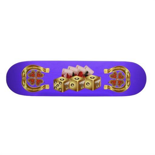 Mojo schnelles Glück-Skateboard Ver-2 Individuelle Skatedecks